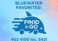 テイクアウトサービス>ブルーウォーターマリバゴのレストランメニューを自宅で味わえる!!持ち帰りサービス開始!!