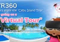 VR360でフィリピン・セブ島旅行をバーチャル体験