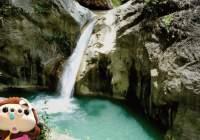 Bugasok Falls and Agta Cave are Argao's Gem