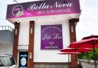 セブ空港送迎、風呂サウナ付き、仮眠ができる便利なスパ「ベラノヴァスパマッサージ(Bella Nova Spa Massage)」