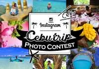 セブ島Instagramフォトコンテスト2020