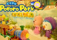 Jparkホテル内に人気キャラクターポロロのキッズテーマパークがセブ島に上陸