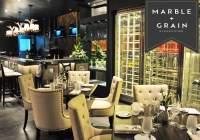 【Marble + Grain Steakhouse at bai Hotel Cebu】