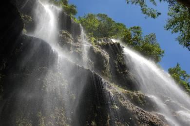 セブ・オスロブの滝