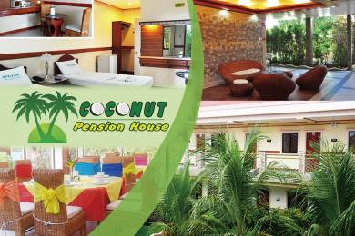 Coconut Pension House #