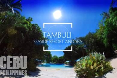 Tambuli Seaside Resort & Spa. A new resort hotel in Cebu.